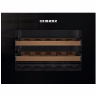 LIEBHERR WKEGB582 Built-in Wine Cooler | Black